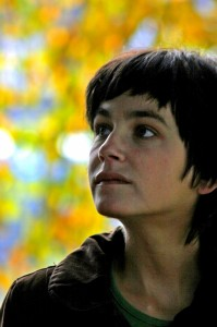 Ana Pepelnik (foto: Mojca Pišek)