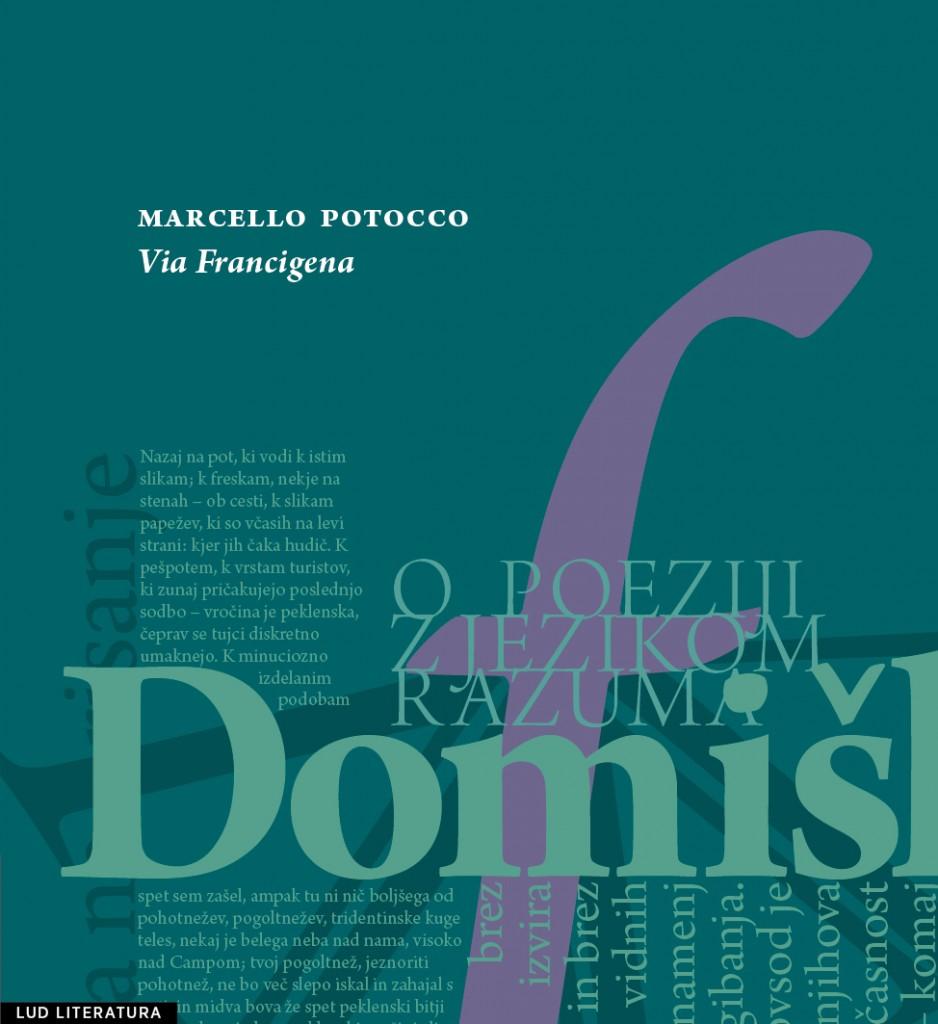 Marcello Potocco, Via Francigena