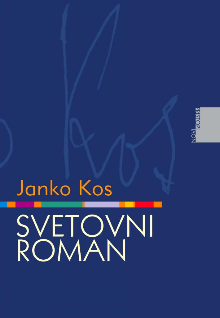 Janko Kos: Svetovni roman