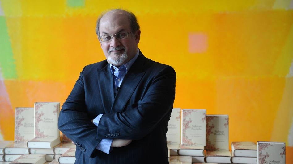 Salman Rushdie (foto: AFP/Getty Images)
