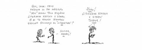 Izar Lunaček - stripokritika stripokritike 2