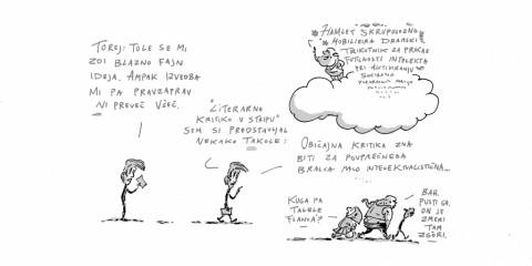 Izar Lunaček - stripokritika stripokritike 4