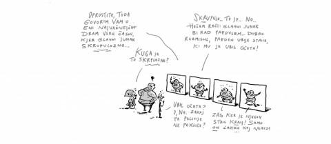 Izar Lunaček - stripokritika stripokritike 8