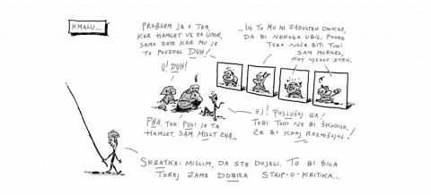 Izar Lunaček - stripokritika stripokritike 9