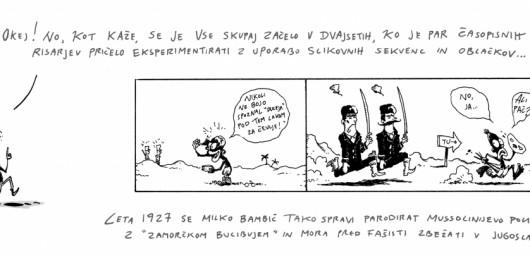 Izar Lunaček - Kratka zgodovina slovenskega stripa 02