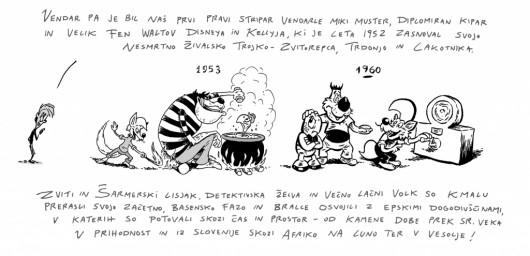 Izar Lunaček - Kratka zgodovina slovenskega stripa 03
