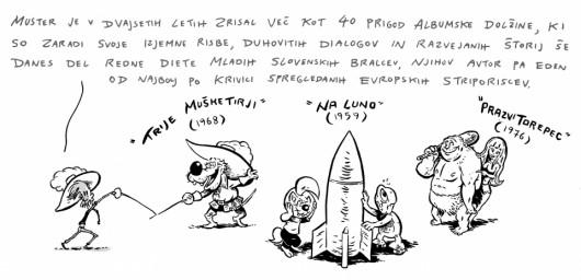 Izar Lunaček - Kratka zgodovina slovenskega stripa 04
