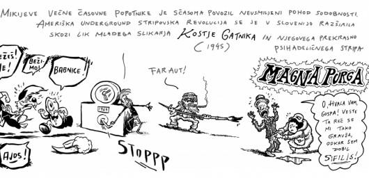 Izar Lunaček - Kratka zgodovina slovenskega stripa 05