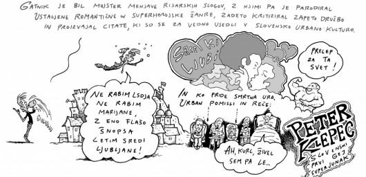 Izar Lunaček - Kratka zgodovina slovenskega stripa 06