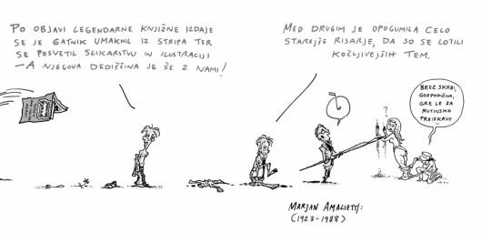 Izar Lunaček - Kratka zgodovina slovenskega stripa 07