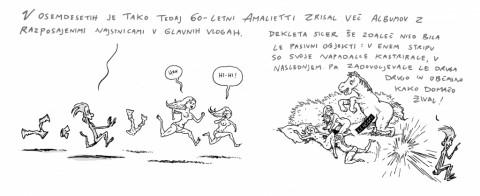 Izar Lunaček - Kratka zgodovina slovenskega stripa 08