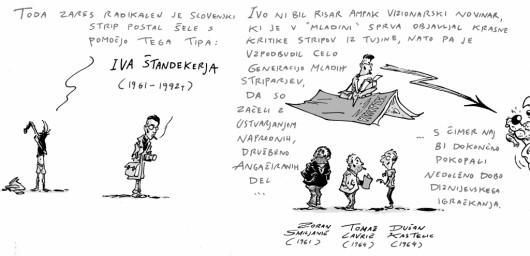 Izar Lunaček - Kratka zgodovina slovenskega stripa 09