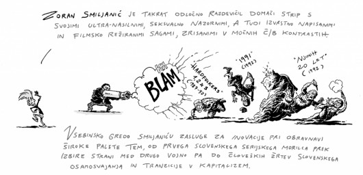 Izar Lunaček - Kratka zgodovina slovenskega stripa 10