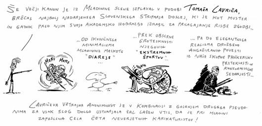 Izar Lunaček - Kratka zgodovina slovenskega stripa 11