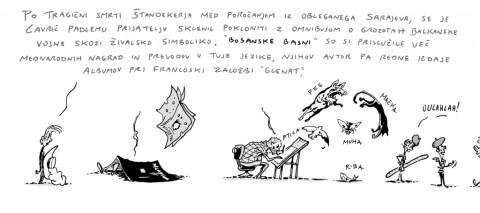 Izar Lunaček - Kratka zgodovina slovenskega stripa 12