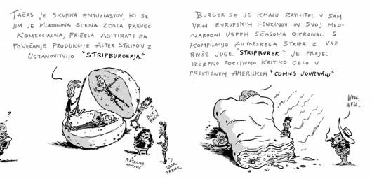 Izar Lunaček - Kratka zgodovina slovenskega stripa 13