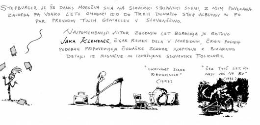 Izar Lunaček - Kratka zgodovina slovenskega stripa 14