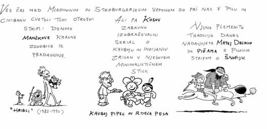 Izar Lunaček - Kratka zgodovina slovenskega stripa 17