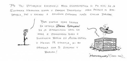 Izar Lunaček - Kratka zgodovina slovenskega stripa 18