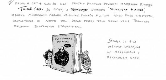 Izar Lunaček - Kratka zgodovina slovenskega stripa 21