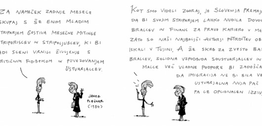 Izar Lunaček - Kratka zgodovina slovenskega stripa 22