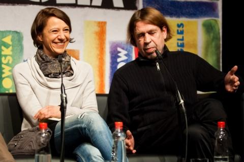 Tina Kozin, Milan Kleč (foto: Matej Pušnik)