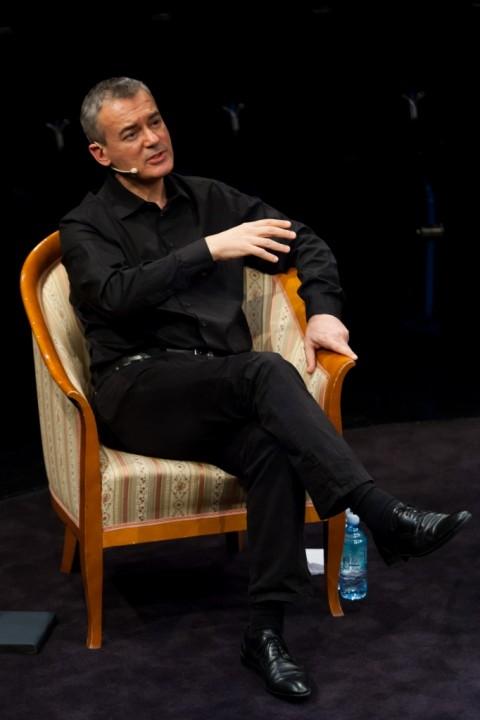 Ilija Trojanow (foto: Matej Pušnik)