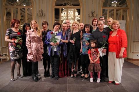 Finale pesniškega turnirja 2013 (foto: Matej Kristovič)