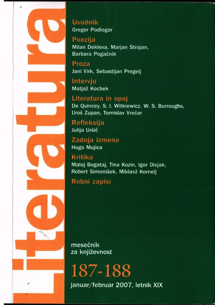 Literatura 187-188