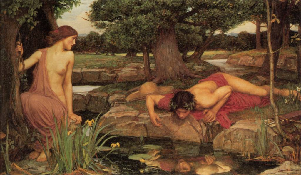Waterman: Echo and Narcissus