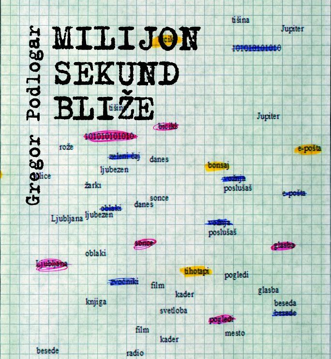 Gregor Podlogar: Milijon sekund bliže