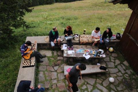 MKC Maribor - Mala šola literature na Pohorju