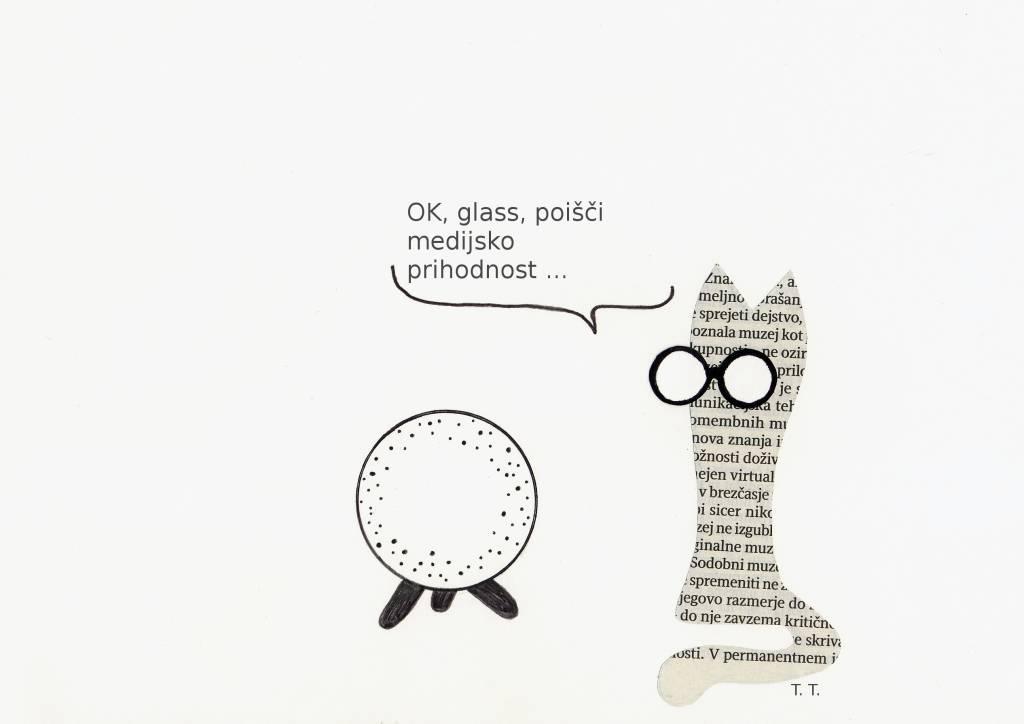 Taja Topolovec: Okej, glass