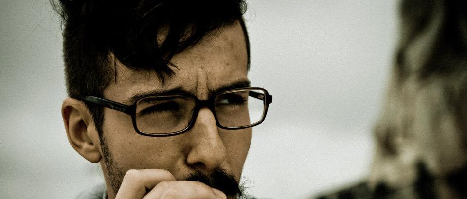 Andrej Tomažin (foto: Andreja Prijatelj)