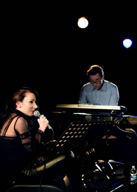 Dijana Matković in Igor Matković (foto: Andrej Lamut)