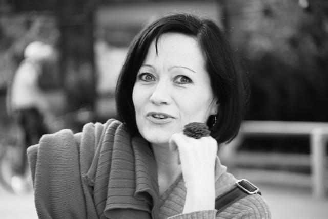 Maja Gal Štromar (foto: Gregor Geč)