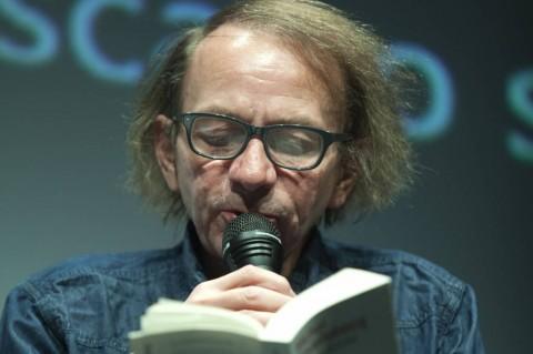 Michel Houellebecq (foto: Borut Krajnc)