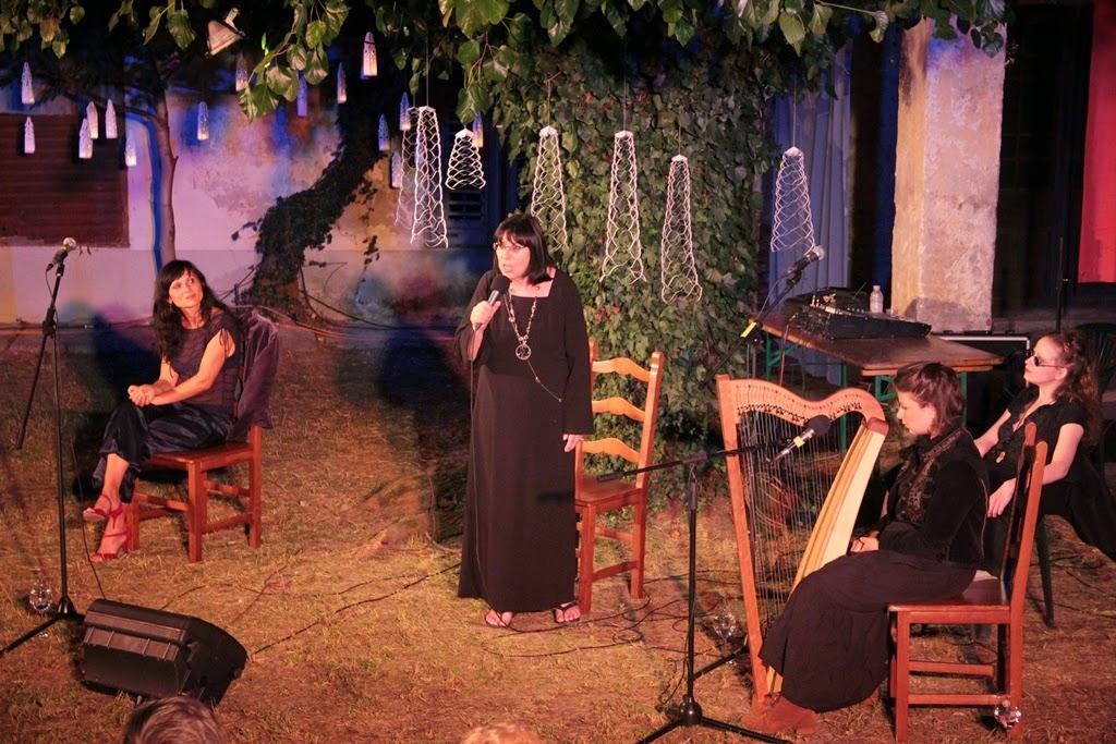 Svetlana Makarovič, Aphra Tesla, Zvezdana Novaković, Mirjana Šajinović (foto: Manca Čujež)
