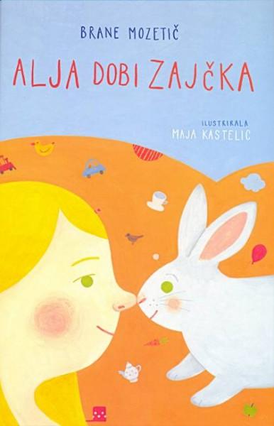 Brane Mozetič – Alja dobi zajcka