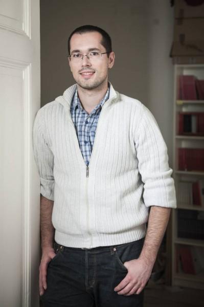 Tomo Podstensek (foto: Maj Pavček)