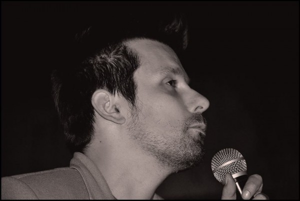 Mirko Božič (foto: Amra Arslanagić)