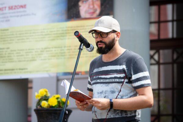 Aleš Jelenko (foto: Matej Pušnik)