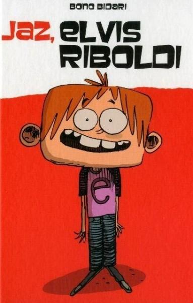 Bono Bidari: Jaz, Elvis Riboldi