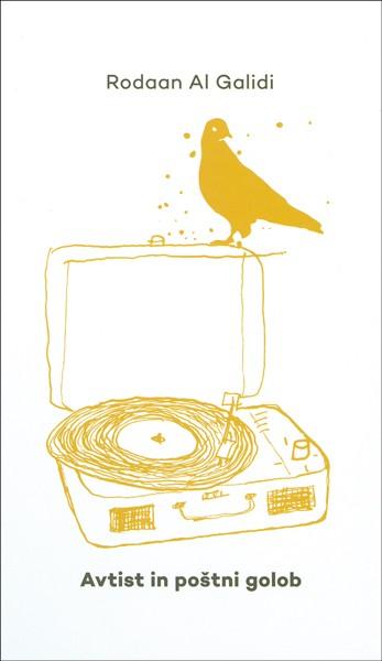 Avtist in poštni golob