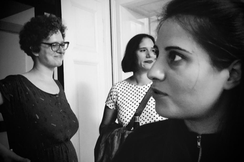 Anja Cimerman, Katja Perat, Ana Svetel