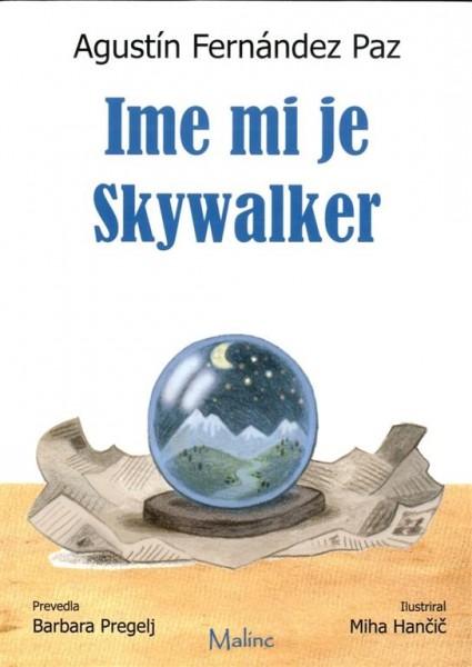 Agustín Fernández Paz: Ime mi je Skywalker