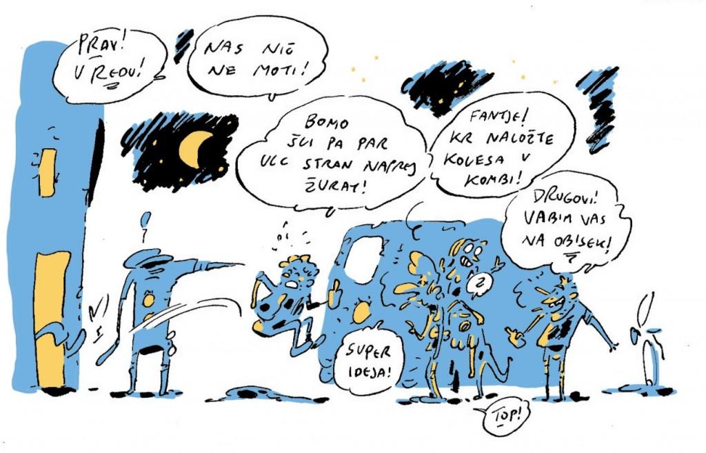 Izar Lunaček, Čačke intuhtci, 4, 8