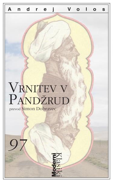 Andrej Volos - Vrnitev v Pandžrud