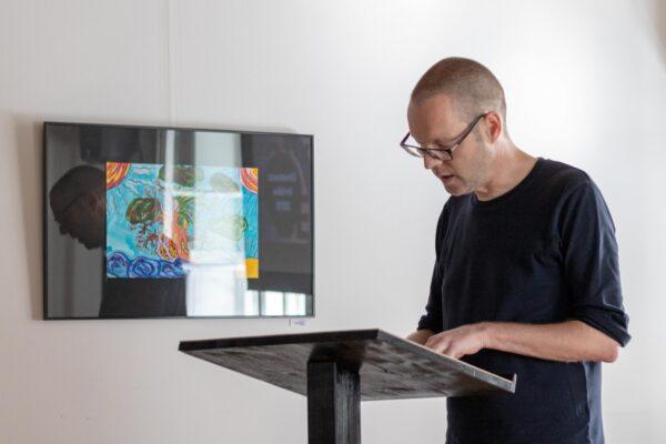 Umetnost kritike 2018. Matthias Kniep