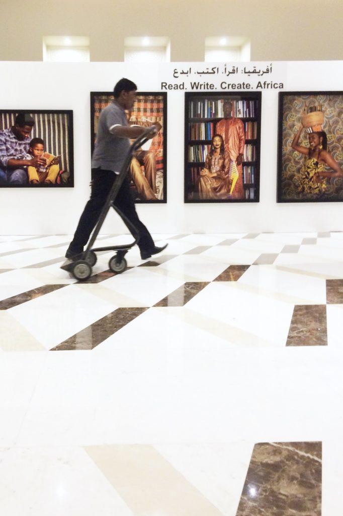 Afrika na založniškem srečanju v Šardži